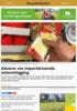 Advarer om importdrivende osteomlegging
