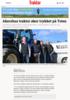 Akershus traktor øker trykket på Toten