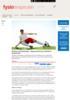 Akutte muskelskader: Oppsummering anbefaler progresjon