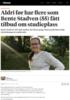 Aldri før har flere som Bente Stadven (55) fått tilbud om studieplass