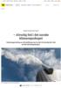 - Alvorlig feil i det norske klimaregnskapet