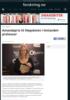 Amandapris til Høgskolen i Innlandet-professor
