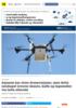 Amazon har store dronevisjoner, men dette selskapet leverer donuts, kaffe og legemidler via lufta allerede