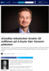 Amedias lokalaviser bruker 25 millioner på å bryte Vær Varsom-plakaten