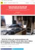 AMS BRANNSIKKERHET - Hvis du setter på vaskemaskinen når strømmen er billigst, vil du ikke være våken for å oppdage om det begynner å brenne