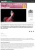 Angrep publikummer i Royal Opera House på grunn av strid om sete på første rad