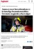 Anna er en av hovedstadens 12 kvinnelige brannkonstabler. Ett møte avgjorde yrkesvalget