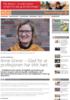 Anne Greve: - Glad for at profesjonen har blitt hørt