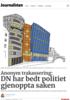 Anonym trakassering: DN har bedt politiet gjenoppta saken