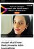 Ansari skal finne flerkulturelle NRK-journalister