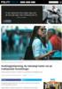 Ansiktsgjenkjenning: Ny teknologi kaster om på tradisjonelle forestillinger
