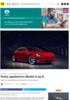Ansiktsløfting og større batteri: Tesla oppdaterer Model S og X
