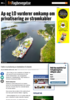 Ap og LO vurderer omkamp om privatisering av strømkabler