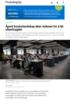 Åpent kontorlandskap øker risikoen for å bli uføretrygdet
