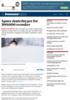 Åpner skuterløyper for 300.000 svensker