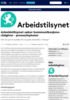 Arbeidstilsynet søker kommunikasjonsrådgiver - presse/nyheter