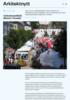 Arkitekturpolitisk offensiv i Arendal