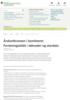 Årskonferansen i komiteene: Forskningsetikk i søknader og stordata