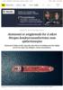Autonomi er avgjørende for å sikre Norges konkurransefortrinn som sjøfartsnasjon