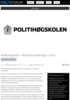 Avdelingsleder - Bacheloravdelingen i Oslo