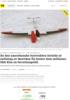 Avising av ubemannede fly - Ubic aerospace Da den amerikanske kystvakten fortalte at nedising av førerløse fly koster dem millioner, fikk Kim en forretningsidé