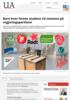 Bare hver femte student vil stemme på regjeringspartiene