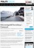 Bekymringsfull beredskap i Finnmark