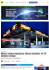 Bensinstasjonene vil bli energistasjoner: Mener renere bensin og diesel er beste vei til mindre utslipp
