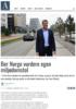 Ber Norge vurdere egen miljødomstol