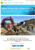 Ber regjeringen om å gripe inn på Frøya