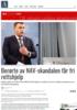Berørte av NAV-skandalen får fri rettshjelp