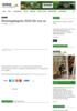 Bioenegidagene 2020 blir noe av