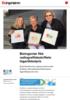 Bioingeniør fikk radiograftidsskriftets fagartikkelpris