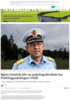 Bjørn Vandvik blir ny avdelingsdirektør for Politifagavdelingen i POD