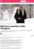 Blå Kors ansetter Julie Vissgren