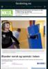Blander norsk og samisk i leken