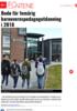 Bodø får femårig barnevernspedagogutdanning i 2018