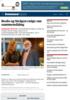 Bodø og Steigen enige om sammenslåing