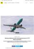 Boeing erkjenner feil ved programvaren til 737 MAX-simulator