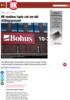Bohus vant i retten: HK-medlem tapte sak om økt stillingsprosent