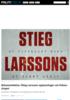 Bokanmeldelse: Stieg Larssons opplysninger om Palme-drapet