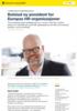 Bolstad ny president for Europas HR-organisasjoner