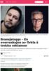 Bransjetopp: - En overreaksjon av Orkla å trekke reklamen