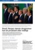 Brasil: Norges største skogpartner kan bli privatisert eller nedlagt