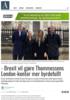 - Brexit vil gjøre Thommessens London-kontor mer byrdefullt