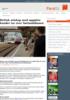 Britisk selskap med oppgitte kunder tar over Sørlandsbanen