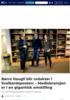 Børre Haugli blir redaktør i Svalbardsposten: - Mediebransjen er i en gigantisk omstilling