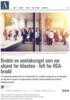 Brukte en unntaksregel som var ukjent for klienten - felt for RGA-brudd