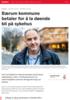 Bærum kommune betaler for å la døende bli på sykehus