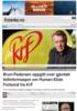Brun-Pedersen oppgitt over gjentatt feilinformasjon om Human-Etisk Forbund fra KrF